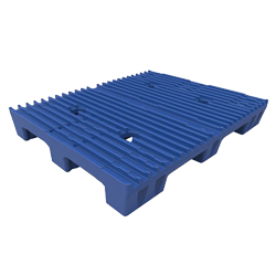 Stratis Plastic Press Pallets